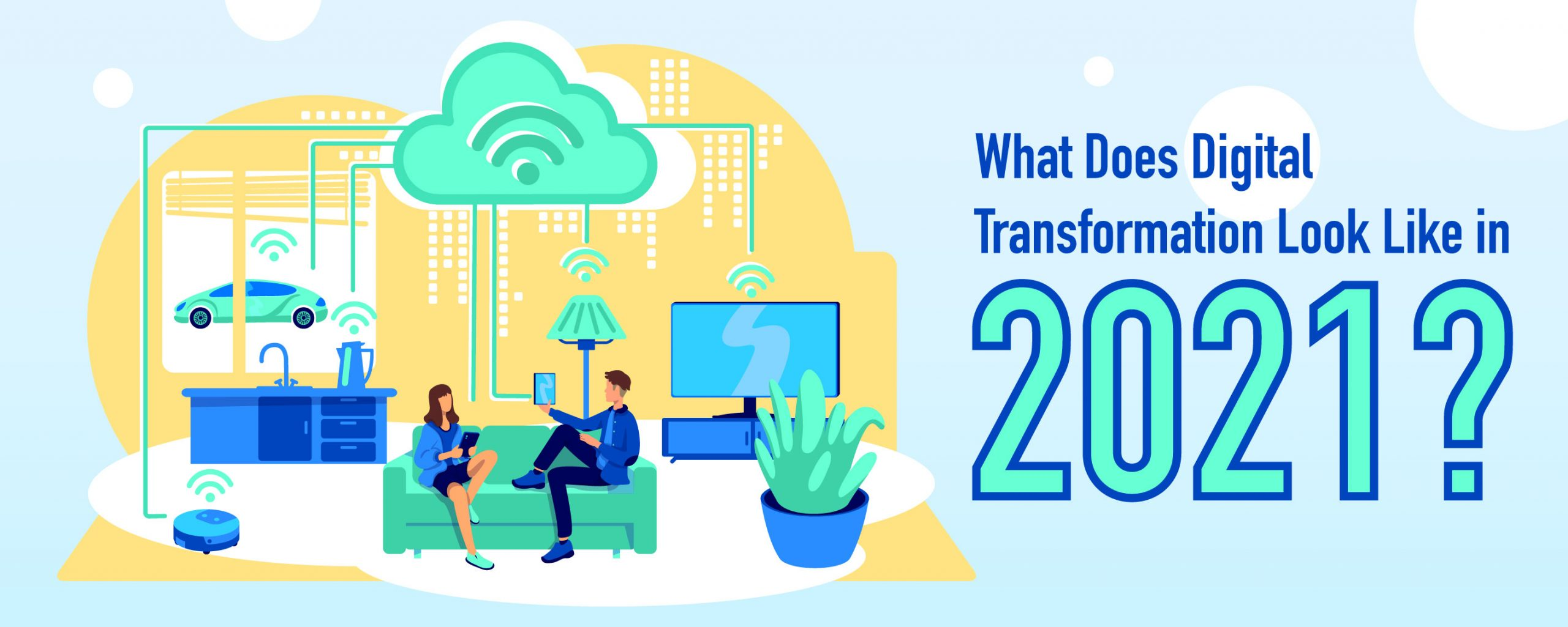 digital transformation 2021